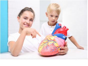 ДМЖП сердца у детей