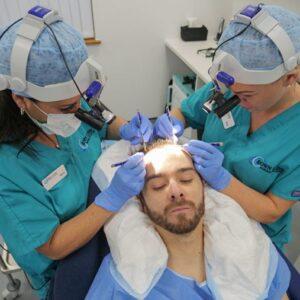 Лучшие врачи Турции по трансплантации волос