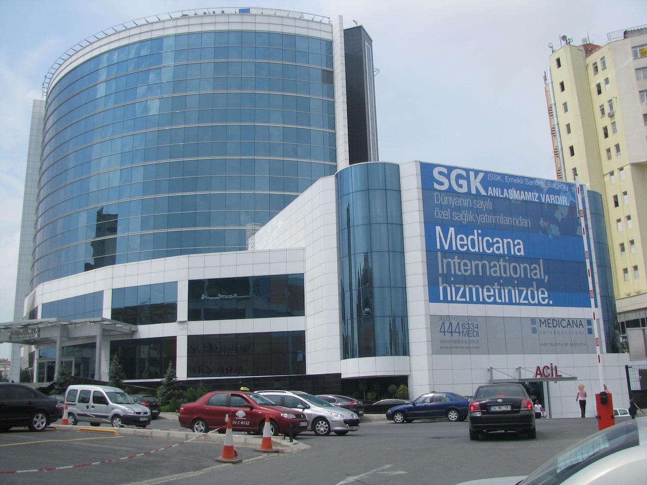 Medicana hospitals