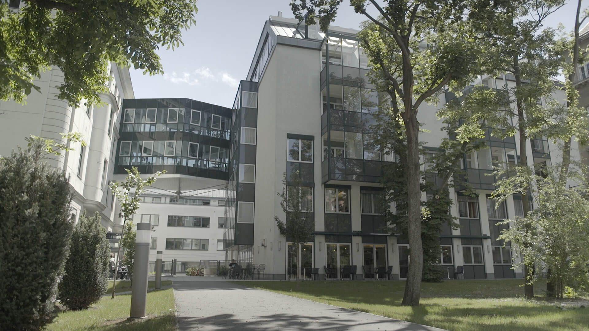 Частная клиника Wiener (Австрия)