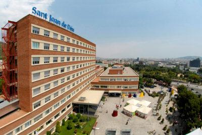 Детский госпиталь Сан Жоан де Деу