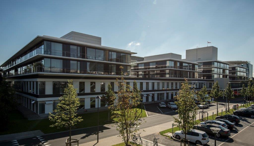 Университетская клиника в Дюссельдорфе