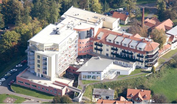 Частная клиника Ласницхёэ