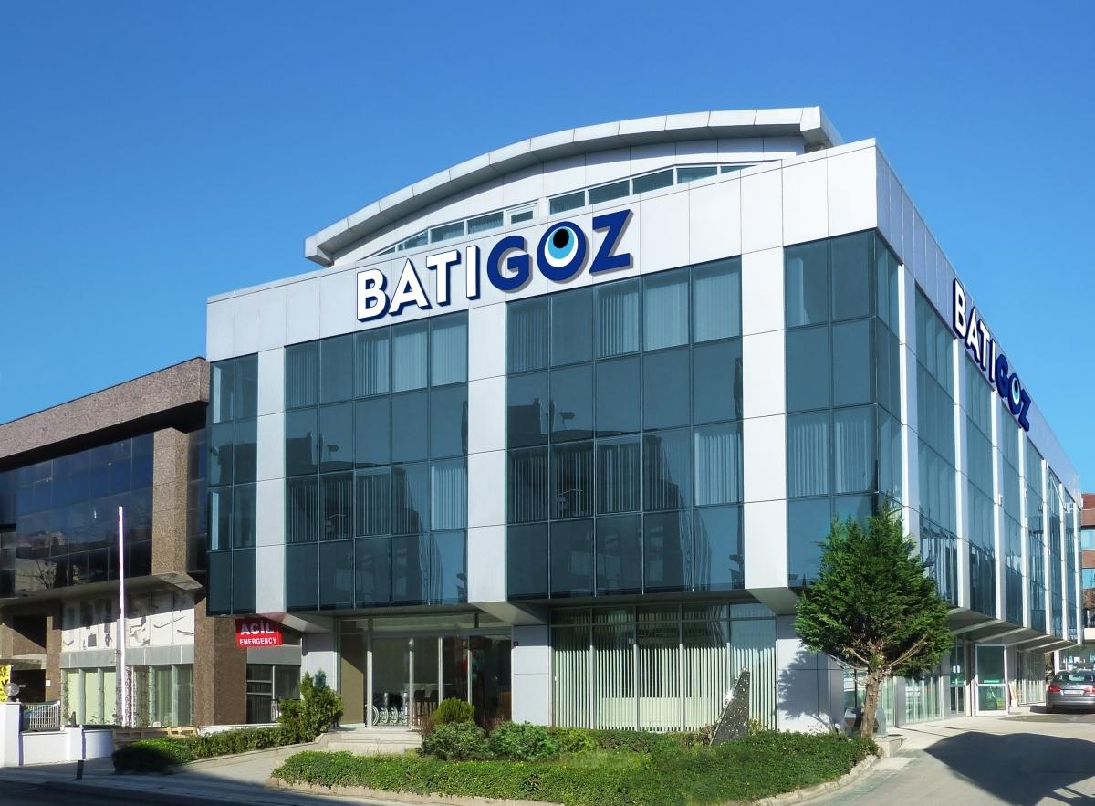 Сеть офтальмологических клиник Баты Гез