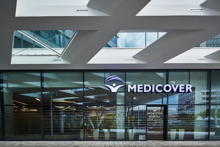 Госпиталь Медикавер Будапешт