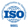 International certificate of quality ISO 14001, ISO 9001 and OHSAS 18001