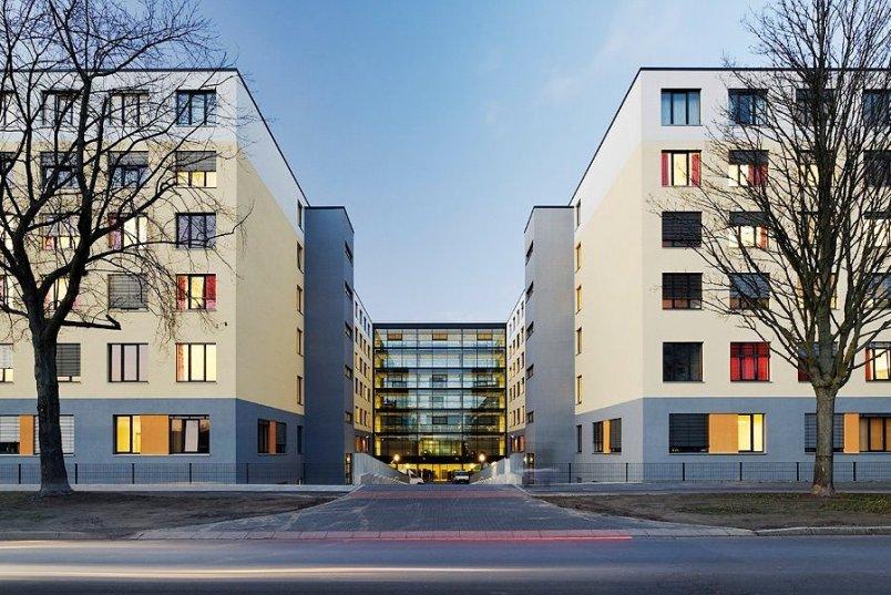 Helios Krefeld Clinic
