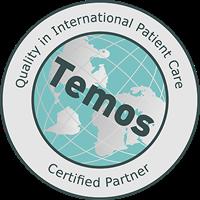Сертификат качество в лечении иностранных пациентов.