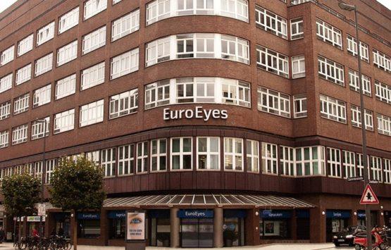 Офтальмологическая клиника EuroEyes, Гамбург