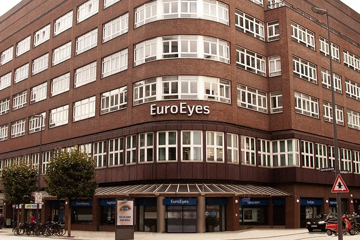 Ophthalmological clinic EuroEyes