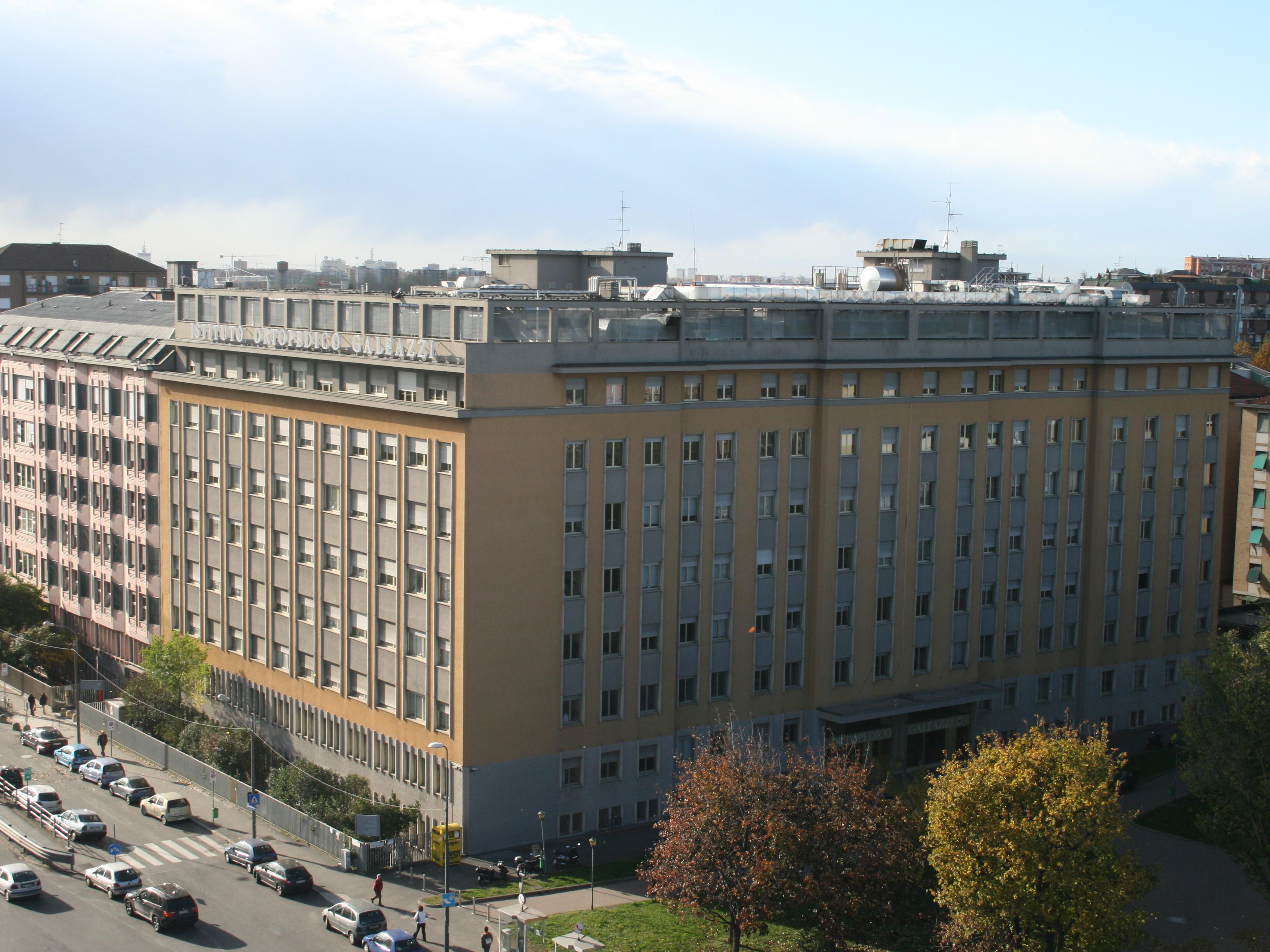 Galeazzi Orthopedic Institute