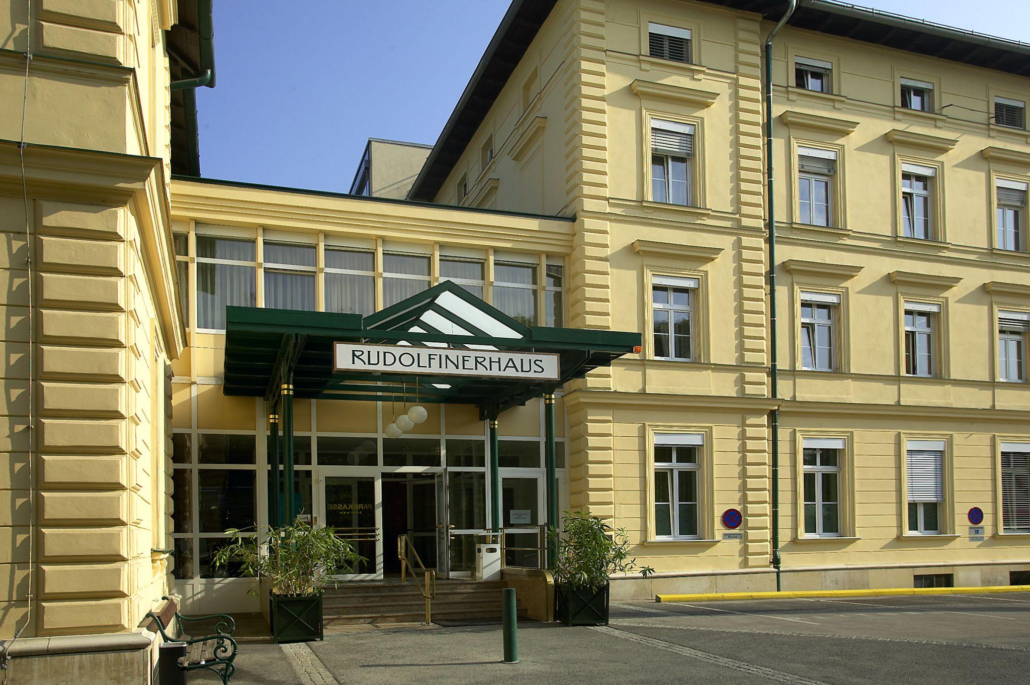 Private clinic Rudolfinerhaus