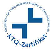 German certificate for transparency and quality of care