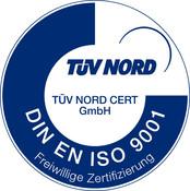 Сертификат качества DIN EN ISO 9001:2015