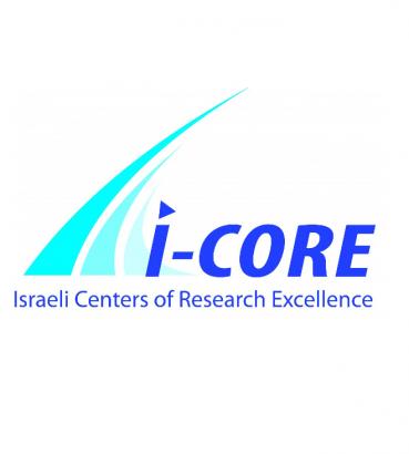 «Центр передового научного опыта» по программе I-CORE (Israeli Centers for Research Excellence).