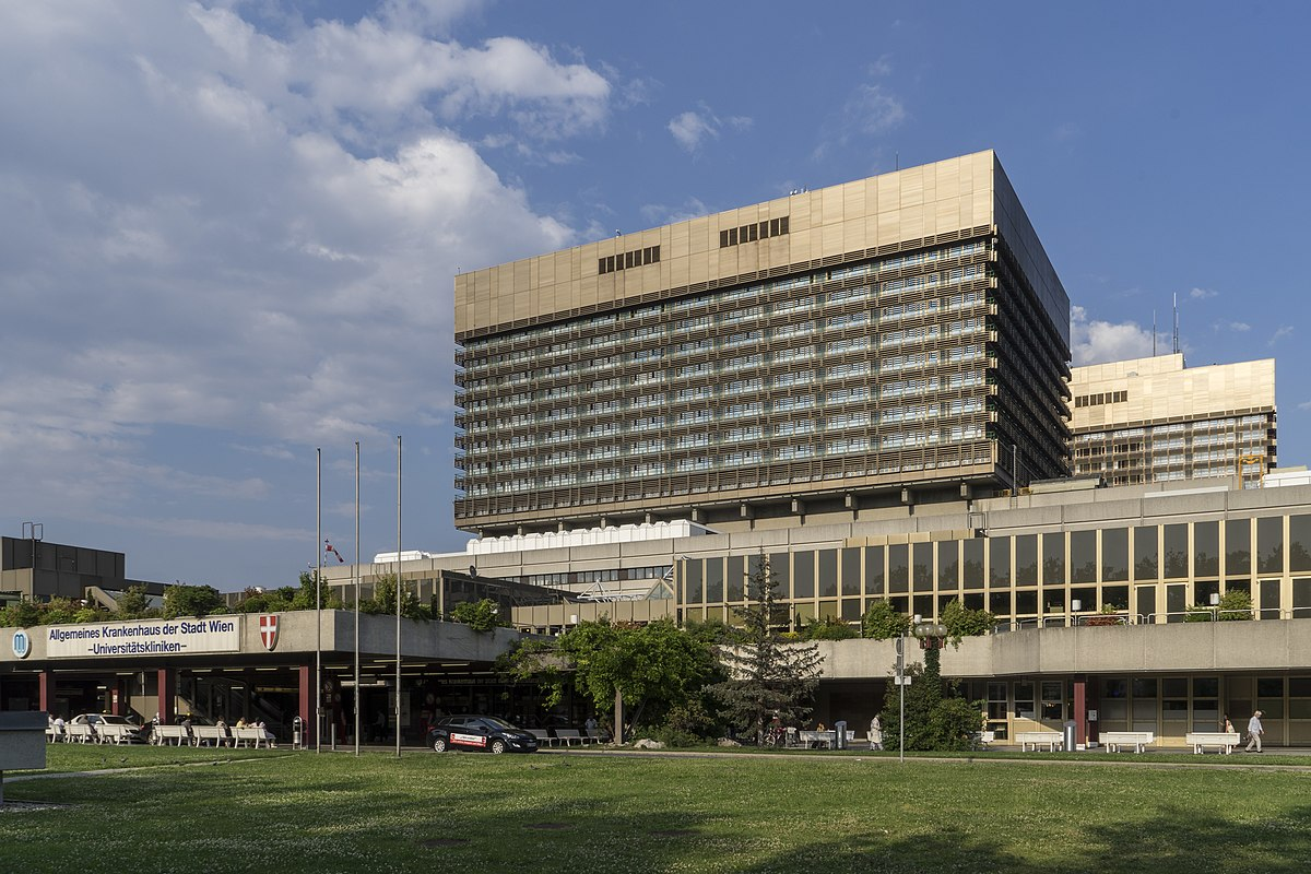 Центральный клинический госпиталь Вены (AKH)