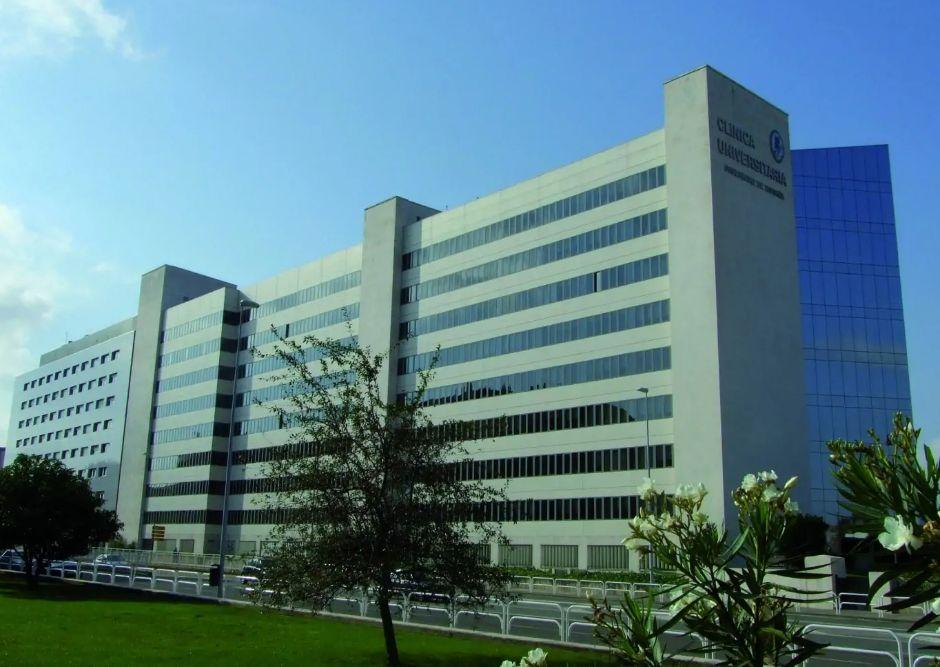 Университетская клиника Наварры (Navarra)