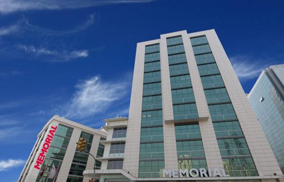 Клиника Мемориал Аташехир, Стамбул
