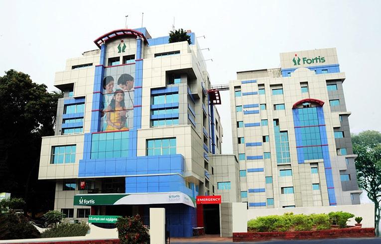 Клиника Фортис в Гургаоне (Fortis)