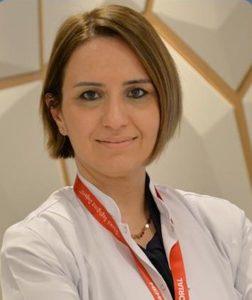 Мюге Гекче детский гематолог