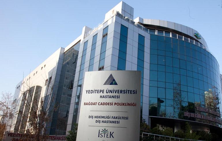 Университетская клиника Yeditepe (Едитепе)