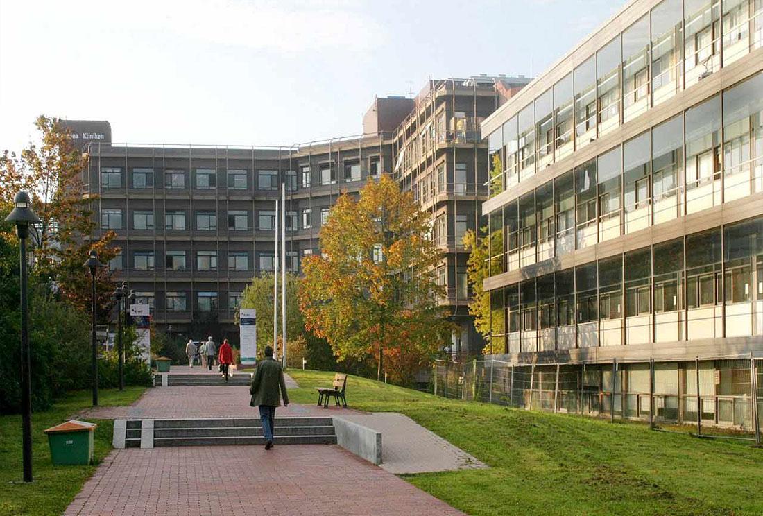 Университетская клиника Тюбингена (Tubingen)
