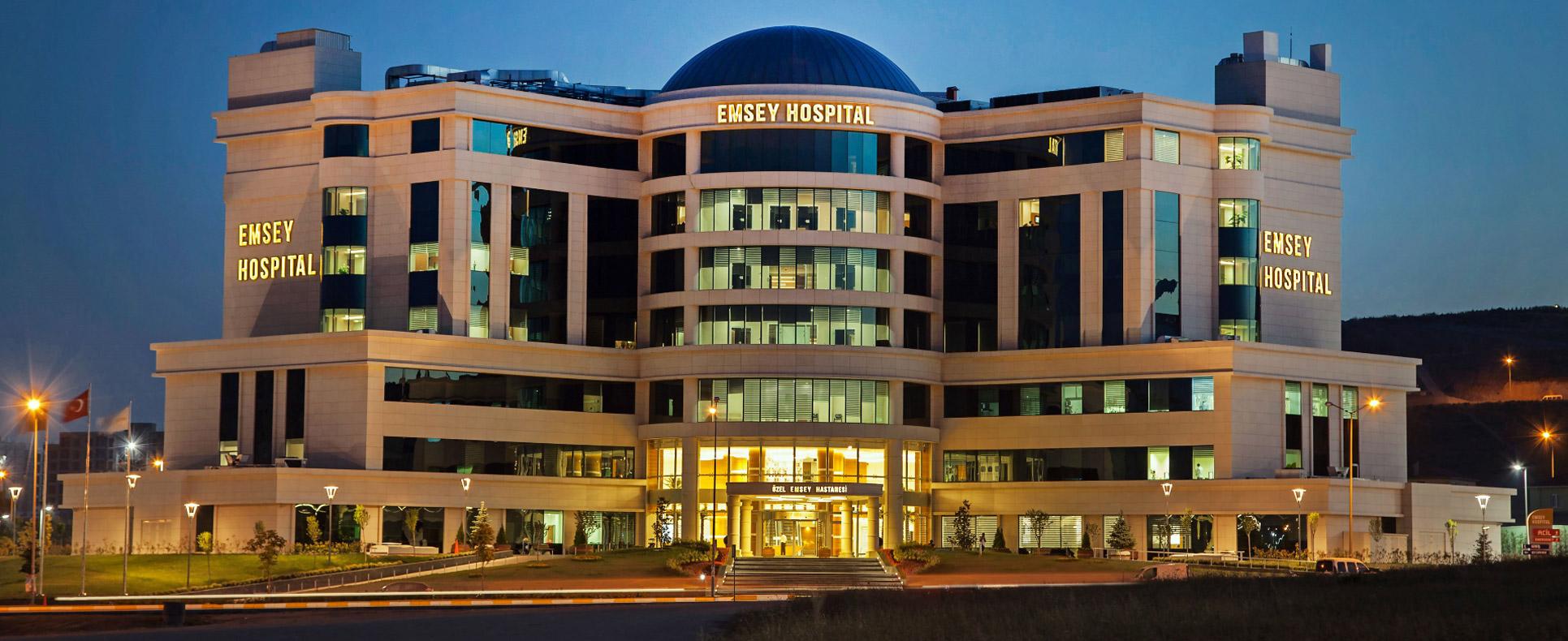 Emsey Hospital (Клиника Эмсей)
