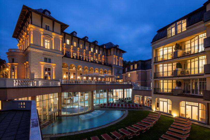 Falkensteiner Spa Resort Марианские Лазни