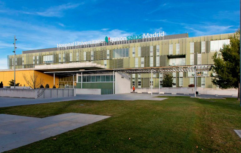 Университетская клиника Кирон Мадрид (Quironsalud Madrid)